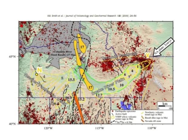 Yellowstone map 3