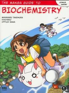 Manga Biochemistry cover