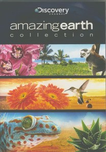 Amazing earth dvd