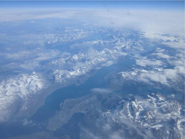 Greenland-terrain