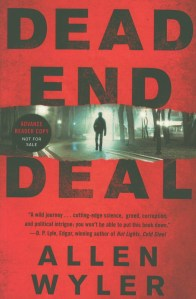 Dead end deal cover
