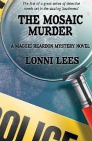 Mosaic Murder cover