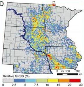 Biofuels destroying grassland