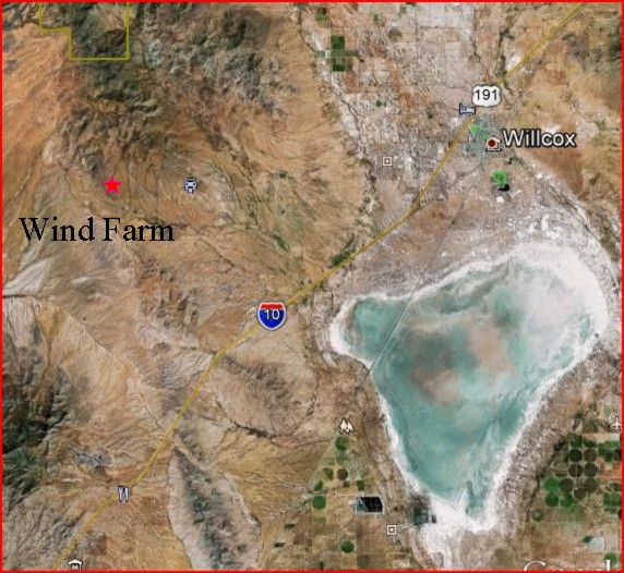 Willcox-wind-farm