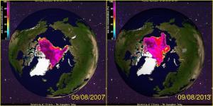 Arctic-ice-2007-vs2013