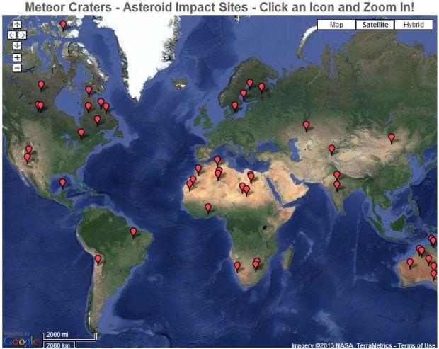 Meteorite-crater-map-1