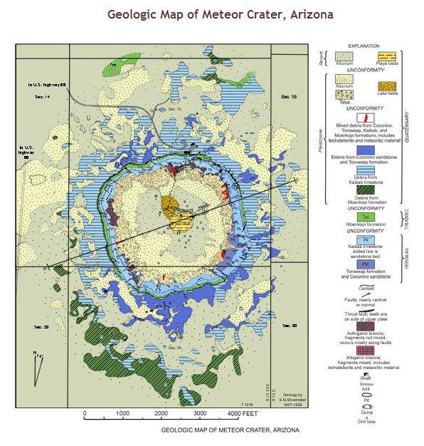 Barringer-geologic-map