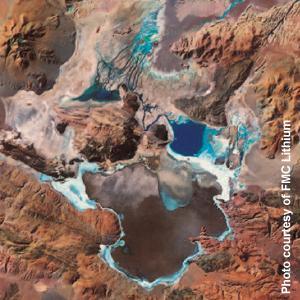 FMC lithium mine Argentina