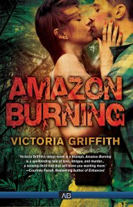 Amazon Buring cover