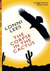 Corpse in the Cactus cover proof