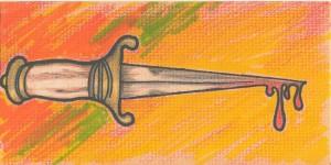 bloody-dagger